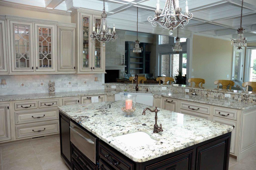 Kitchens - Luxury Custom Home Builders in Lexington, Columbia ...
