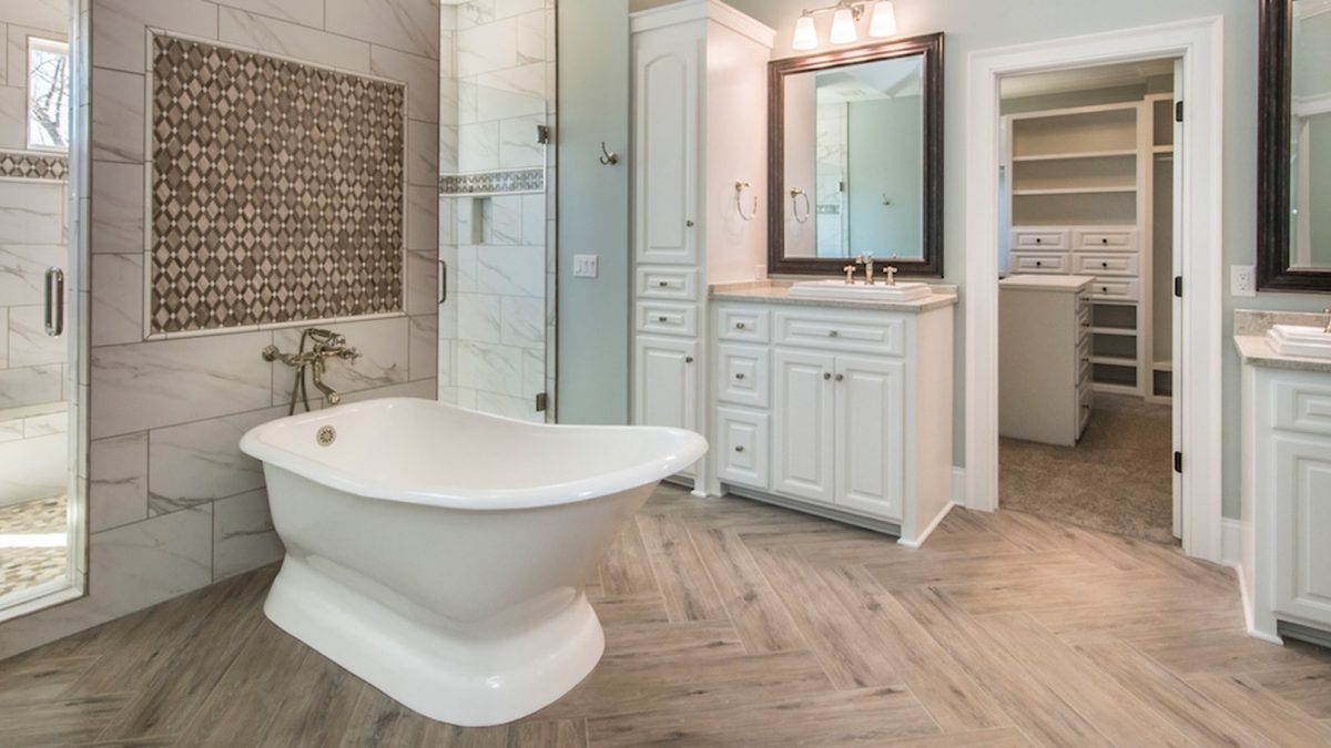 custom bathroom builder