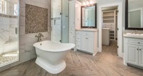custom bathroom builder lexington SC